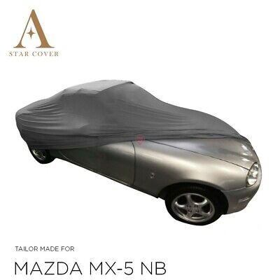 Mazda MX-5 NB Mk2 Miata Indoor Car Cover - Tailored Slimfit - Custom Fit Covers