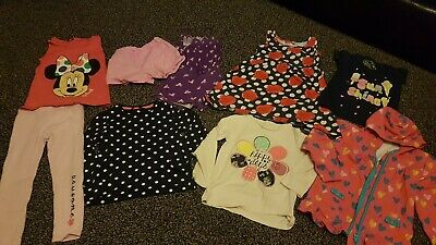 4 to 5 Year Old Girls Clothes Bundle