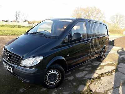 Mercedes benz Vito Compact diesel 109 CDI 2007 2.2