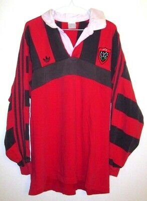 Maillot RCT TOULON RUGBY CLUB TOULONNAIS 1992  shirt FRANCE vintage vtg TOP 14