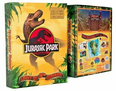 (EUROPE ONLY) JURASSIC PARK 25th anniversary. 1993 units. SOLD-OUT!