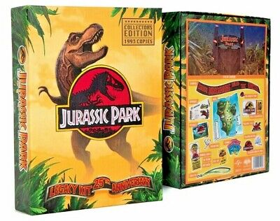 (NORTH AMERICA ONLY) JURASSIC PARK 25th anniversary. Limited 1993 units SOLD-OUT