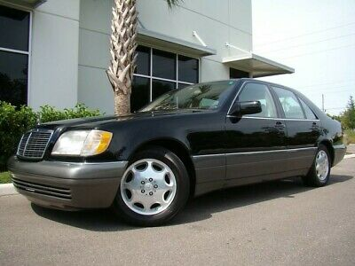 1995 Mercedes-Benz S-Class  1995 MERCEDES-BENZ S 320! ONLY 95,000 LOW MILES! SUPERB CONDITION! 1 OWNER!