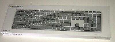Microsoft Surface Keyboard SC Bluetooth Silver Gray (BRAND NEW, OPENED BOX)