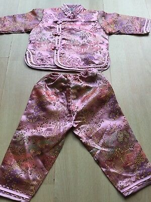 Unbranded girl top and trousers age 2