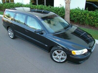 2004 Volvo V70  2004 VOLVO V70R WAGON! LOW MILES! SERVICED! CLEAN! RARE! FL!