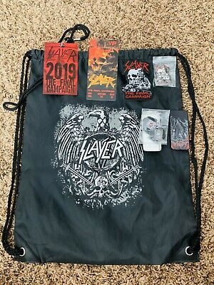 "Slayer Vip Package ""The Final Campaign 2019"""