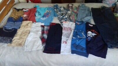 Bundle Of Boys Clothes Age 12-14 Years