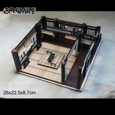 Grandmaster of Demonic Cultivation MDZS Wangji Wuxian Classroom Scene Model DIY