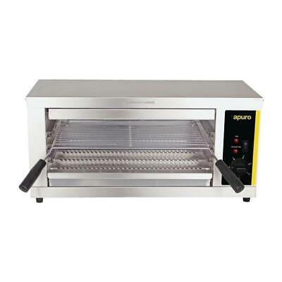 New Deal on Apuro Electric Quartz Salamander Grill