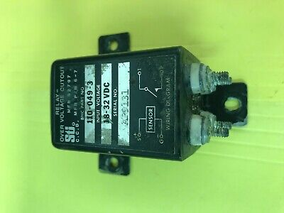 bell 206 over voltage cut out relay
