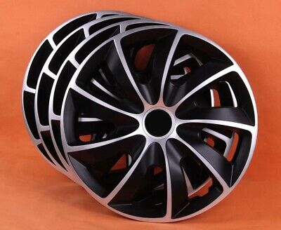 """15"""" Wheel Trims / Covers, Hub Caps to fit Volkswagen Transporter T4, Polo, Caddy"""