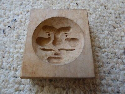 Wooden Butter or Shortbread mould