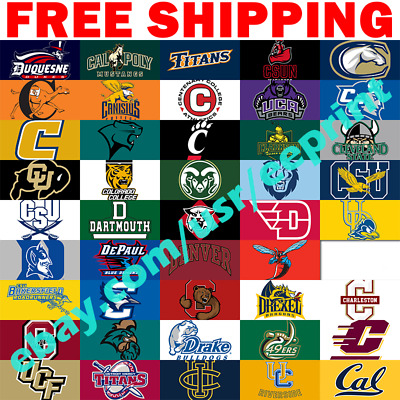 FULL C D T U Teams Logo NCAA College University Flag Banner 3x5 ft Pic Your Team