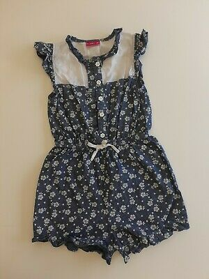 Penny M Girls Playsuit Size 6 YRS Excellent condition