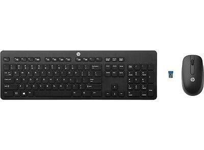 HP Pavilion Wireless Keyboard and Mouse 600 3ML05AA