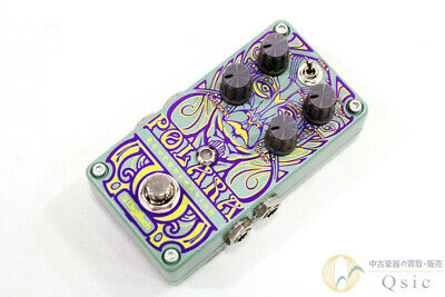DigiTech Polara Digital Reverb Effect 7 Sound Modes PLATE SPRING REVERSE Guitar