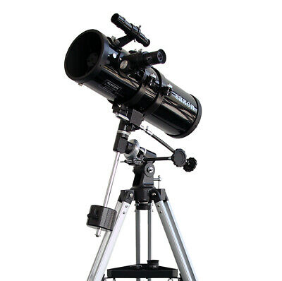 Saxon 1141 EQ Reflector Telescope