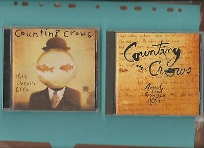 Counting Crows : August and everything after + Recovering The Satelittes