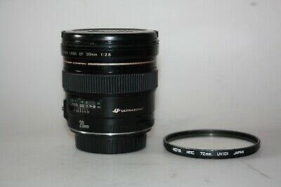 canon 20mm f2.8 ef usm wide angle zoom lens