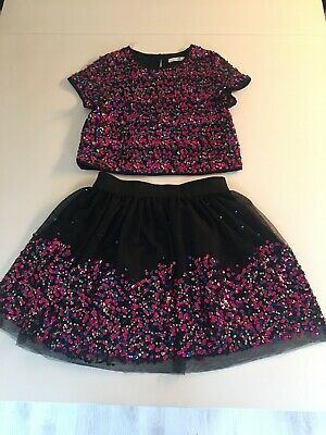 Girls Marks & Spencer 2 Piece Outfit Age  8-9 - Perfect For Christmas!