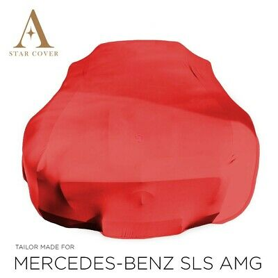 Mercedes-Benz Sls Amg Indoor Car Cover > Tailored Covers > Custom Cover > New