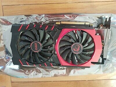 Used MSI NVIDIA GeForce GTX 980 TI 6GB GDDR5 Graphics Card (GTX980TIGAMING6G)