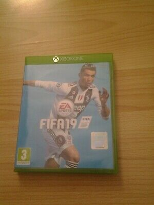 FIFA 19 - Standard Edition XBOX ONE - Very Good Condition