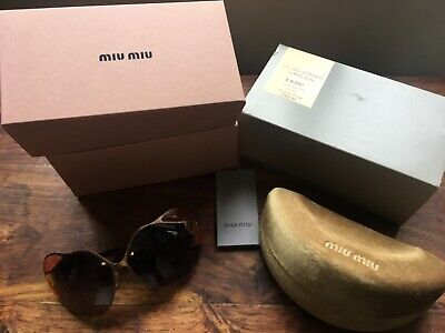 miu miu stained glass sun glasses stunning