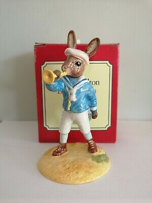 Royal Doulton Bunnykins - Little Boy Blue - Db 239