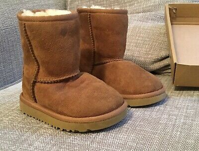 Kids Infant Ugg Boots Authentic With Box Uk 6 / Us 7 / 23.5 Classic