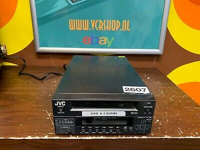 JVC BD-X200 - DVD Recorder  (without AC Adapter)