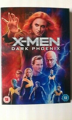 x men dark phoenix dvd