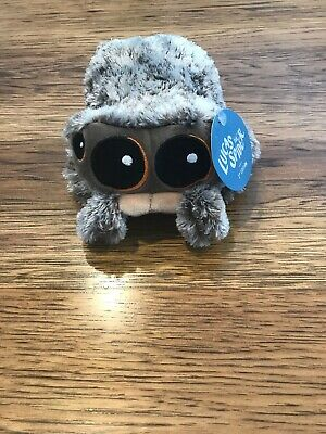 Lucas The Talking Spider Plush First Edition New With Working Voice Box