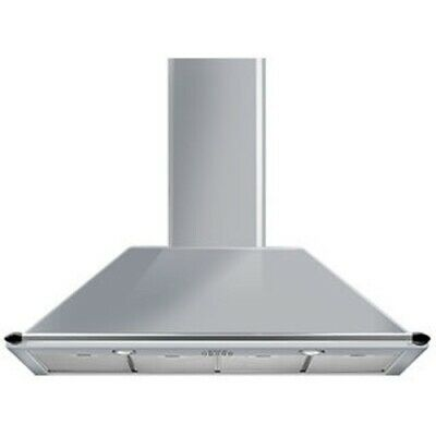 SMEG Stainless steel extractor hood 110 cm KT110S