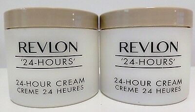 Revlon 24 Hours Cream 2 x 125ml = 250ml