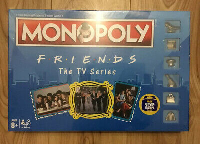 Friends The TV Series Monopoly Board Game (BRAND NEW IN PACKAGING)