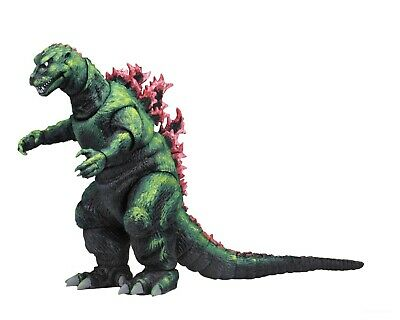 "Godzilla - 12"" Head-to-Tail Action Figure – 1956 Godzilla Movie Poster Ver. NECA"