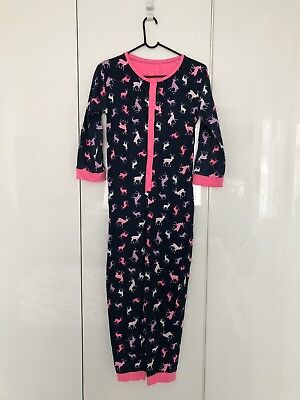 Girl's ONE SET BLUE PYJAMA SUIT SIZE 13 years by sweet dreams