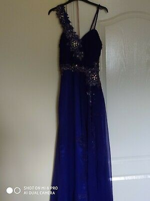 Purple Evening/Prom Dress
