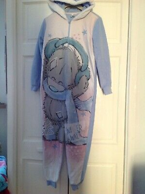 Girls Tatty Teddy All In One Size 10-11 Years By George
