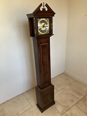 Grandmother Clock - Richard Broad Bodmin