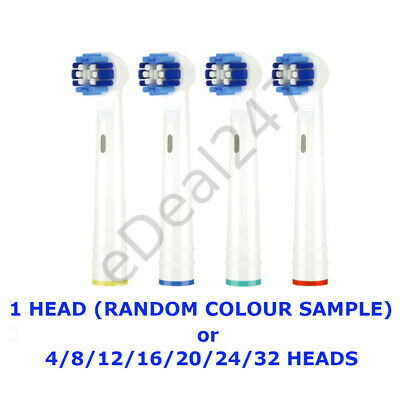 Oral B Toothbrush Heads Premium Braun Compatible Fast Delivery Trusted Seller