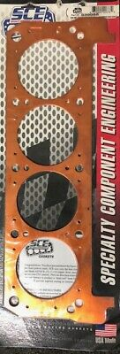 Head  Copper Gasket  Sce# 039066 , Ford 302-351 , 4.060 X .062