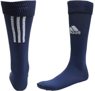Adidas Santos Sock NEW KIDS JNR 3 Stripe Football Soccer Sports :  Size 13.5 - 4