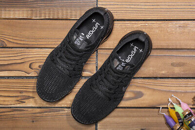 Nike Air VaporMax Flyknit 3.0 2019 Mens Running Shoes Sneakers Trainers Black