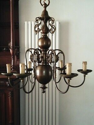 Flemish dutch chandelier