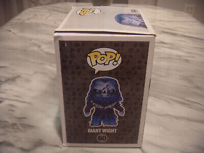 Funko Pop! Game of Thrones GOT 2018 Spring Convention Exclusive Giant Wight 60