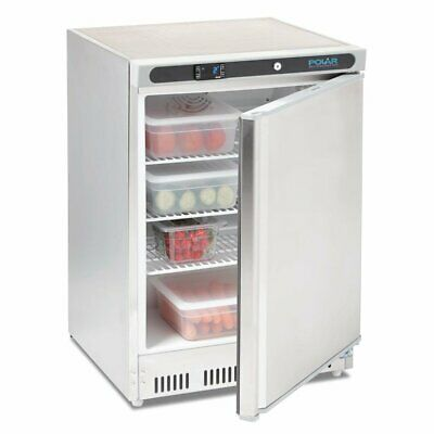 Polar Undercounter 150L Stainless Steel Commercial Fridge