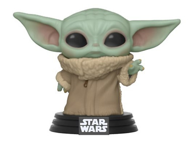 Funko Pop! Star Wars Baby Yoda The Mandalorian The Child (Due May '20)